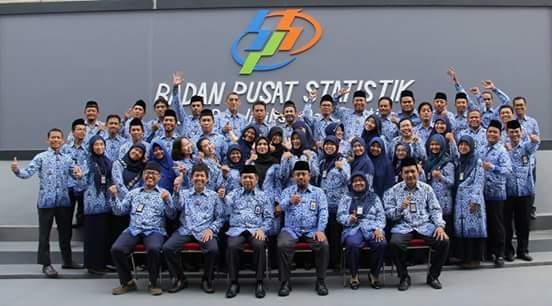 Hasil gambar untuk Pegawai BPS