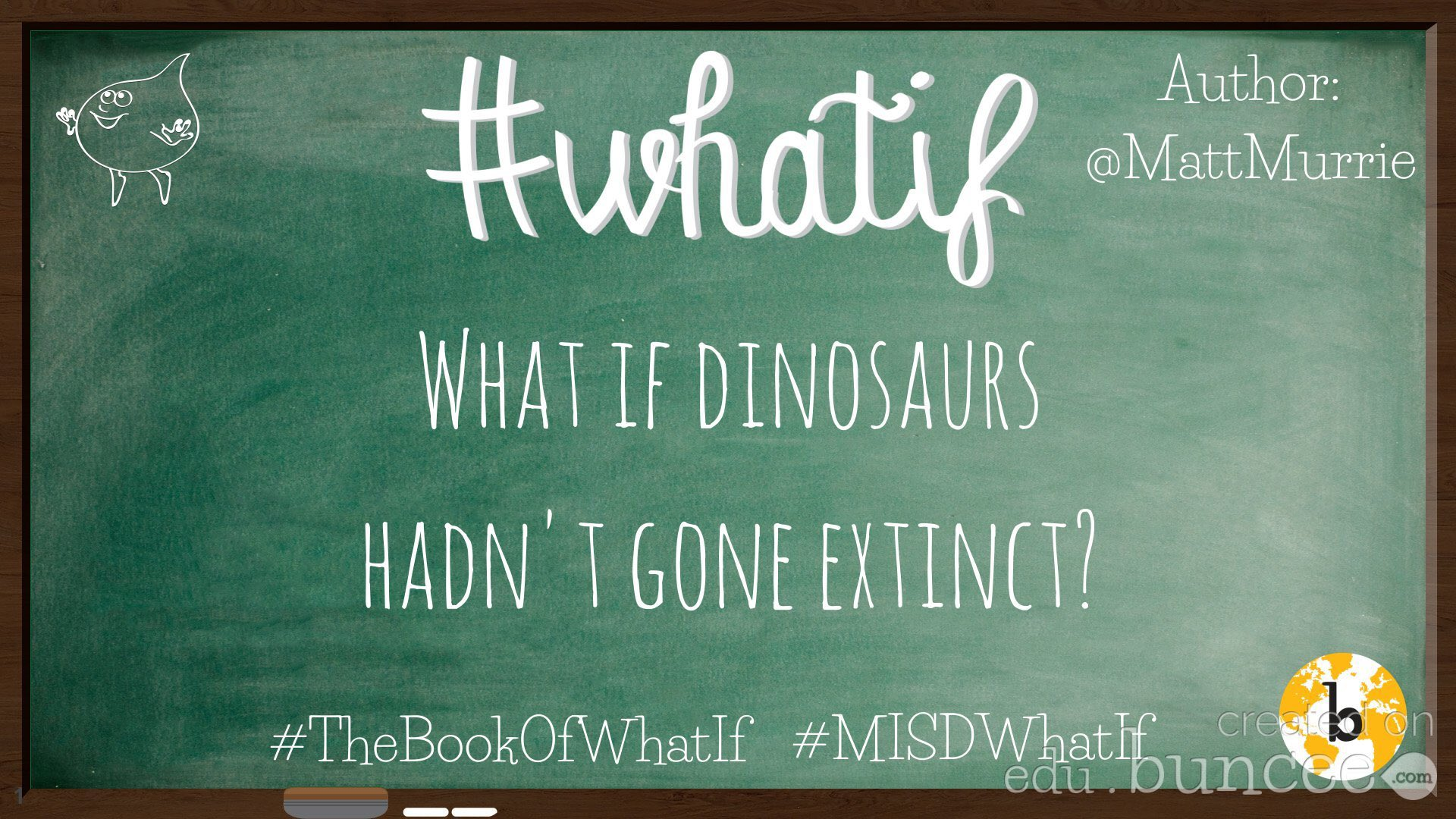 #WhatIf of the Week starts today!! #MISDWhatIf #CelebrateMonday https://t.co/KDHxTTv5og