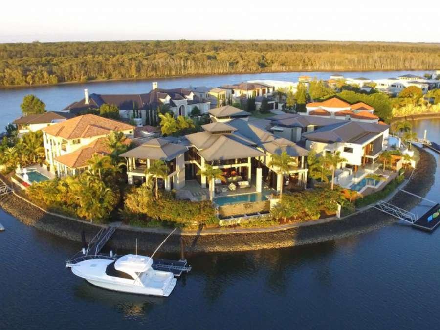 Casey Stoner (MotoGP) vende la villa sulla Gold Coast in Australia.