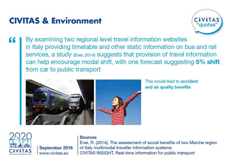 Civitas Initiative On Twitter Civitas Quote Provision Of Travel