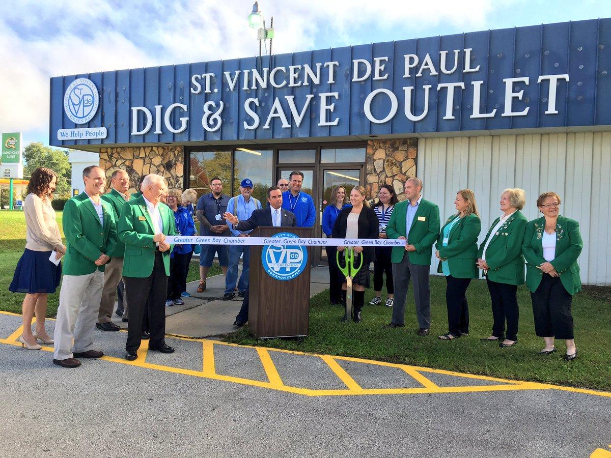 The New St Vincent De Paul Dig