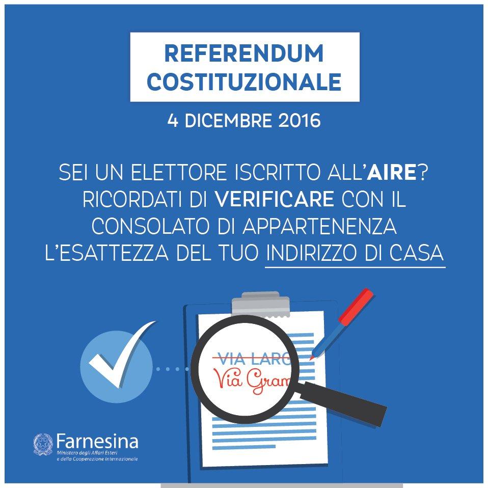 Referendumcostituzionale tutte le ultime notizie foto e for Crea il tuo software di casa