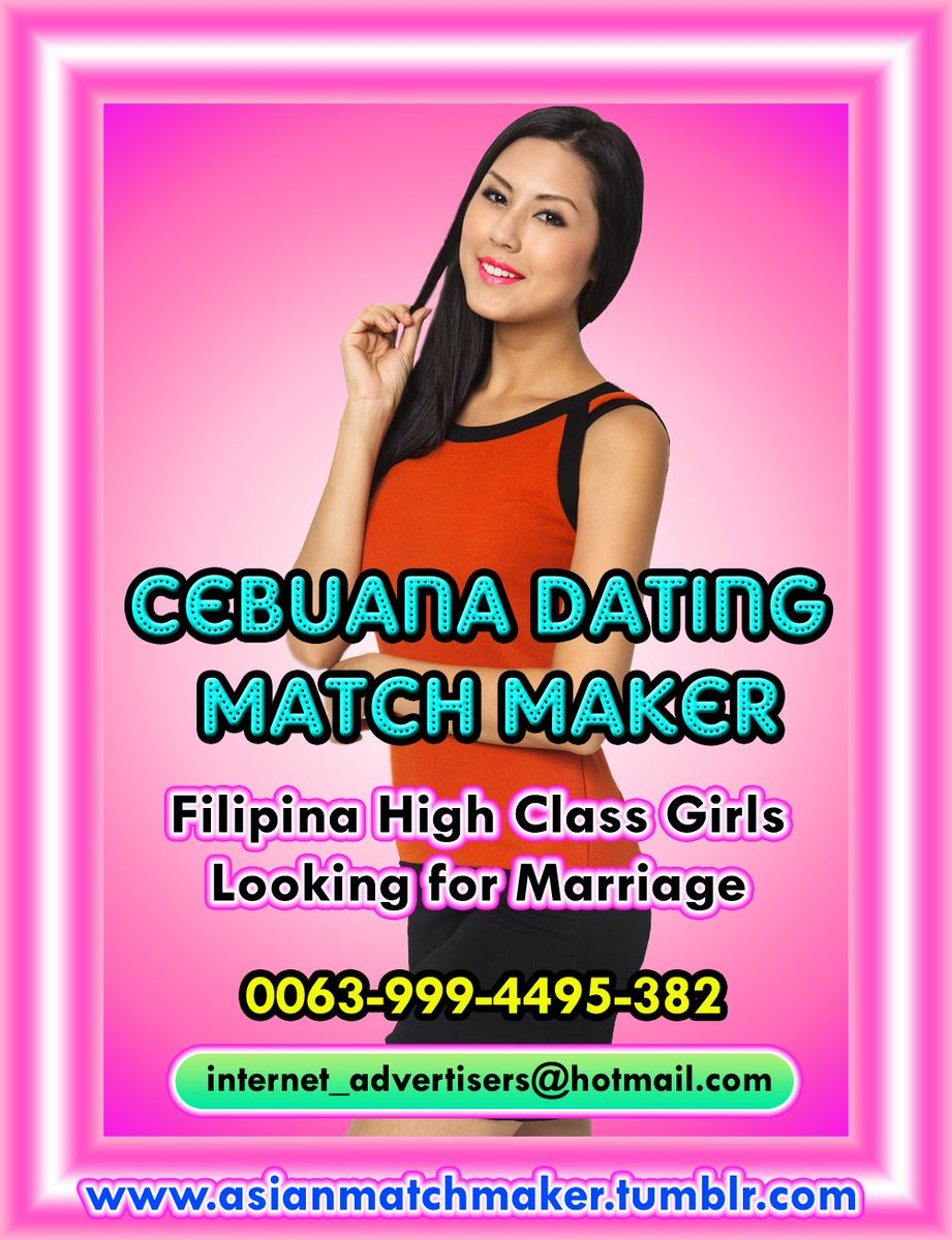 cebuanos dating matchmaking services pris