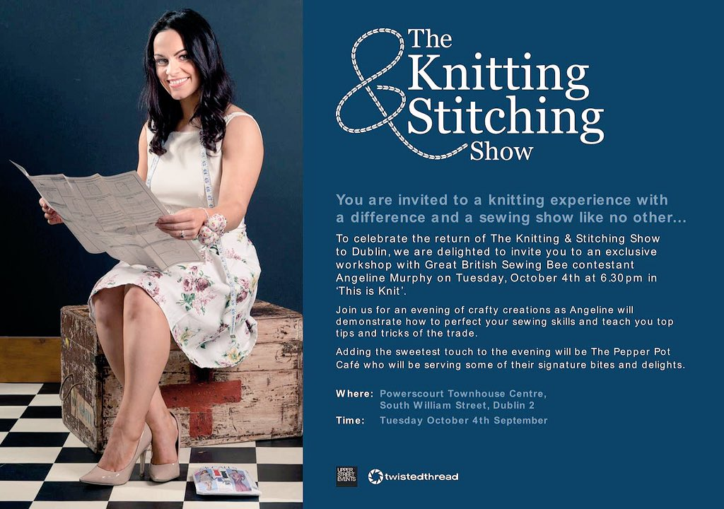 Knitting And Stitching Show Opening Times : Photos, Video, Pictures, PPT of The Knitting & Stitching Show, Dublin, Ir...