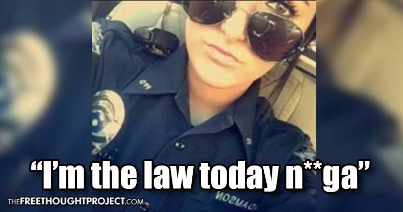 «Εγώ είμαι ο νόμος σήμερα N **ζα» — μπάτσος απολύθηκε μετά χρησιμοποιεί Κοινωνικής Media να κηρύξει το ρατσισμό http://