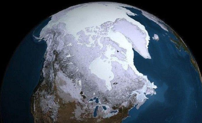 Si avvicina altra piccola era glaciale sulla Terra