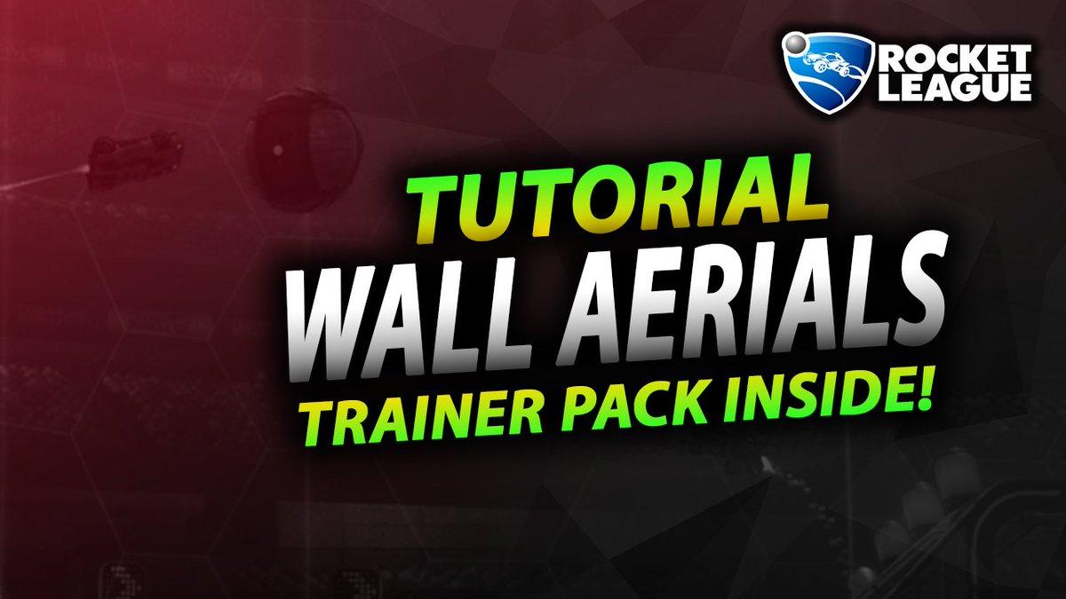 rocket league trainer update