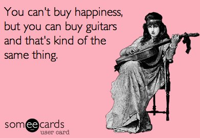 Happiness is...#drstrings #guitar https://t.co/AkW2STpSf7