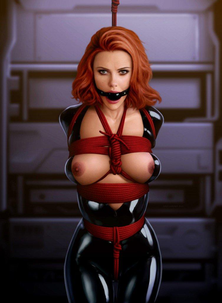 black widow sexy -