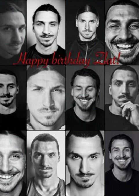 I love this.. *.* #Zlatan #ibrahimovic #IbraAdicta #HappyBirthdayZlatan #HappyZlatanDay #Zlatan35 pic.twitter.com/AEbCcDZC5c