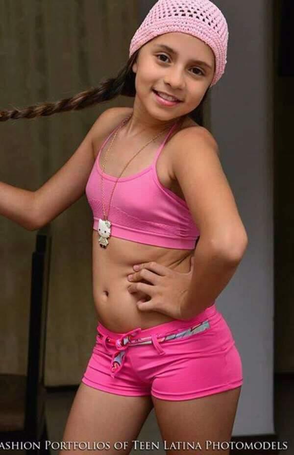 Young teen latina pics — 9