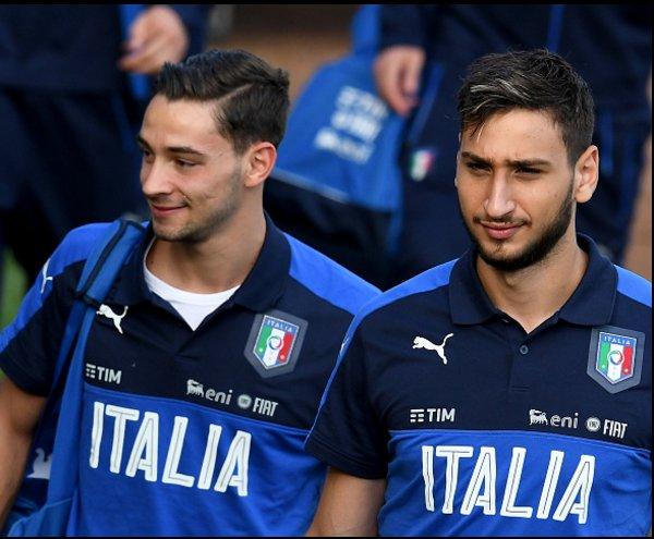 La Gazzetta dello Sport: 4 მილანელი იტალიის ნაკრებში
