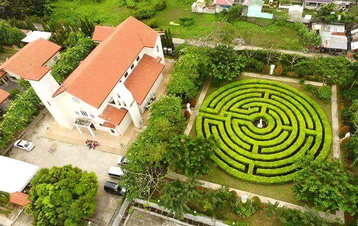 Image result for garden maze st ana
