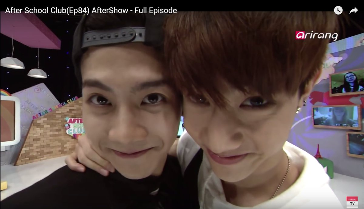 When will this happen again? ♡ #GOT7_Why #arirang_asc @arirang_ASC #Markson #goalsAF
