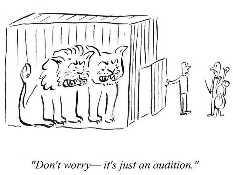 #audition #orchestra #musician #practice #performance #rehearsal #music #theater #film #acting #dance #singer #humor #competition #band #art <br>http://pic.twitter.com/BzpOeMXGZC