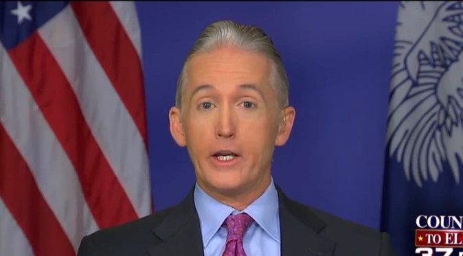FBI Director wants a 'fresh look' after the election, but Trey Gowdy wants one NOW https://t.co/WRqWxD2MXg https://t.co/hVQO2YarGM