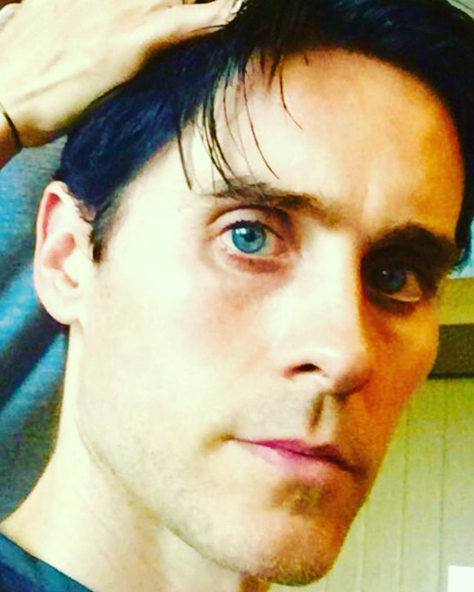 Jared Leto On Twitter Haircut