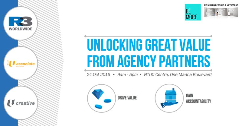 Are you in the marketing industry? Gain insights to unlock greater value from agency partnerships by signing up here:https://t.co/gRt10PUs6a https://t.co/ynwAhUOX89