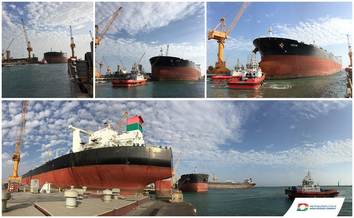 Oman Drydock Company on Twitter:
