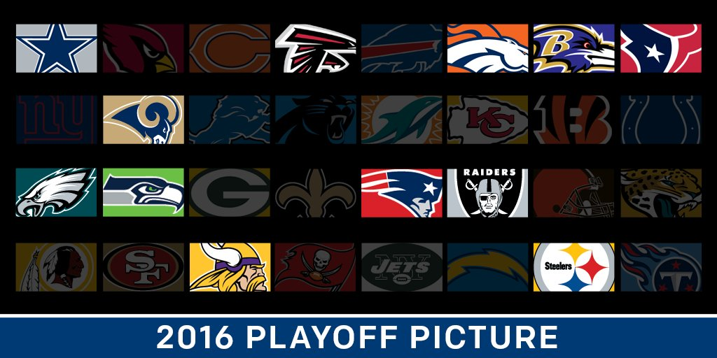 If the season ended today...  2016 NFL Playoff Picture: https://t.co/TkaHTdxNKv https://t.co/05heQJjsY1