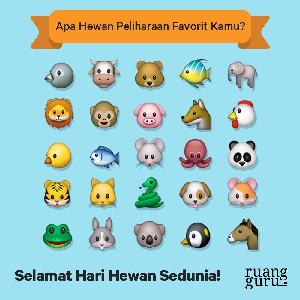 Unduh 95+ Gambar Emoticon Hewan Terbaik