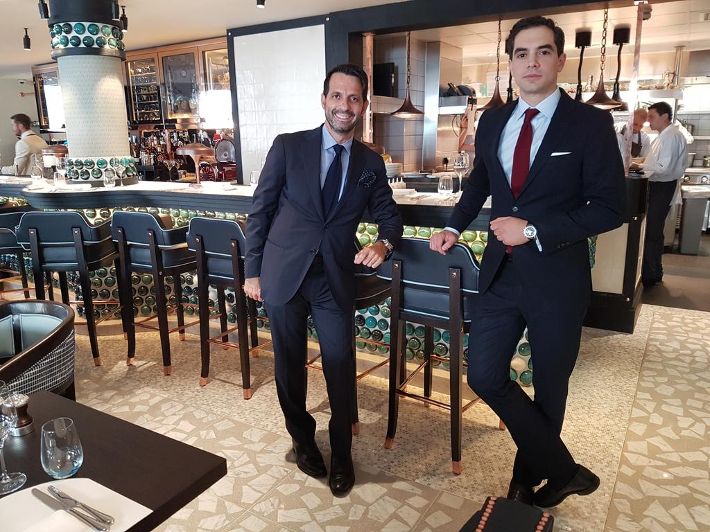 Ready to open @MargotLDN are @paulodetarso24 and @jaouen_nick https://t.co/v0Ld2pSfgP