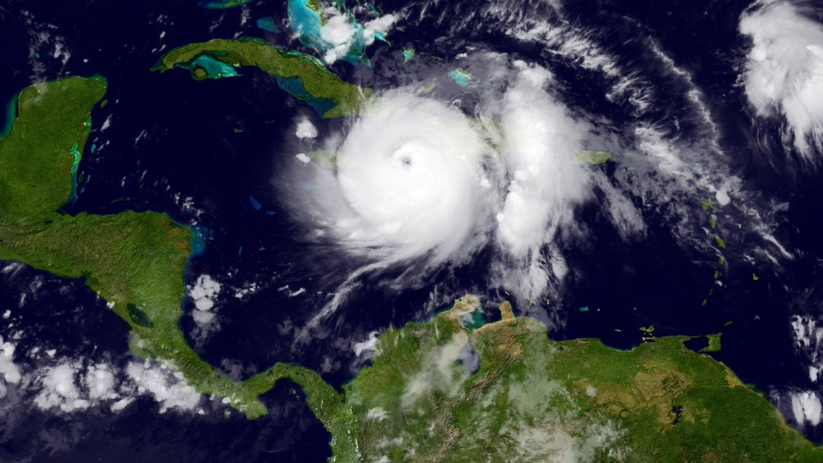 This is an extremely large and dangerous hurricane. Haiti, Cuba, and the Bahamas will need our help. https://t.co/eZ6Z4lND46