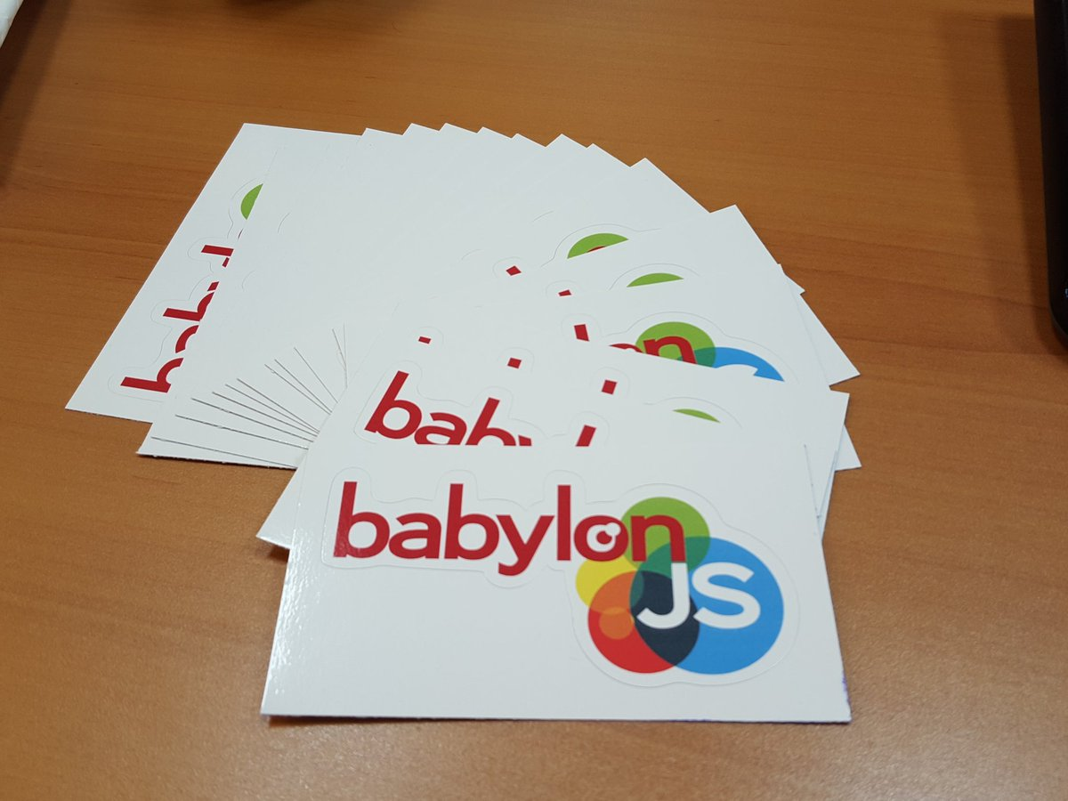 Celebrating 2 5 - Babylon js challenge is back