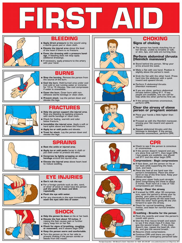 picture regarding First Aid Guide Printable identified as Makinika Afrika Int upon Twitter: \
