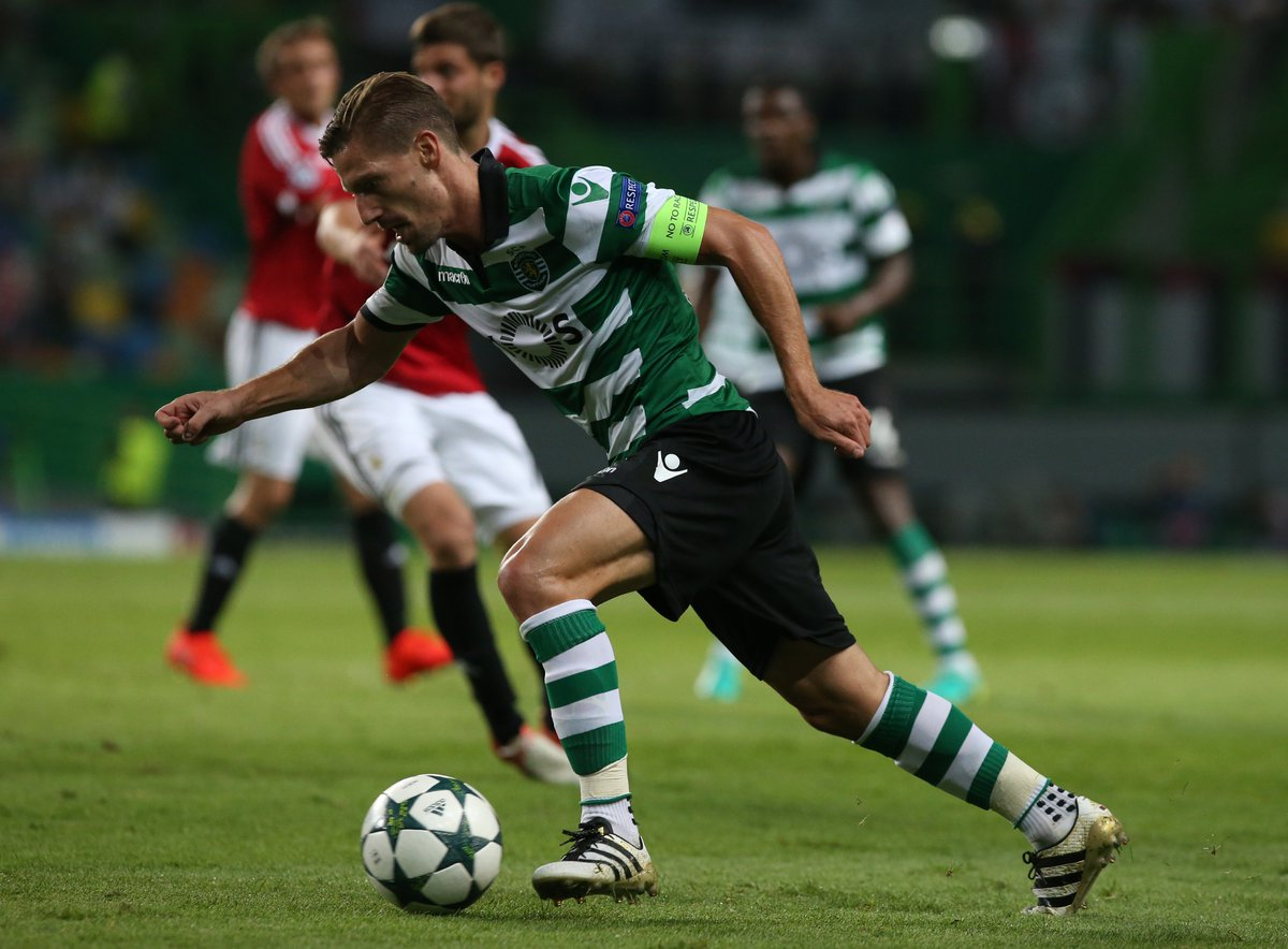"☆ Team TheYear ☆ on Twitter ""Injury blow for Sporting CP"