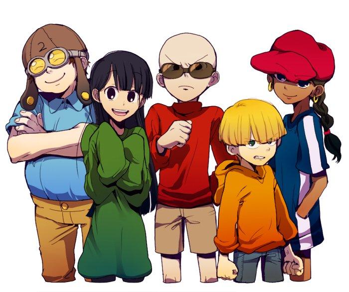 Heitir On Twitter 7 Desenhos Que Poderiam Ser Animes Https T