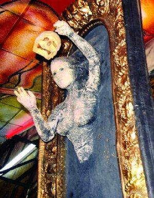 Pomba Gira Katanas : Pomba Gira diosa los prostíbulos era