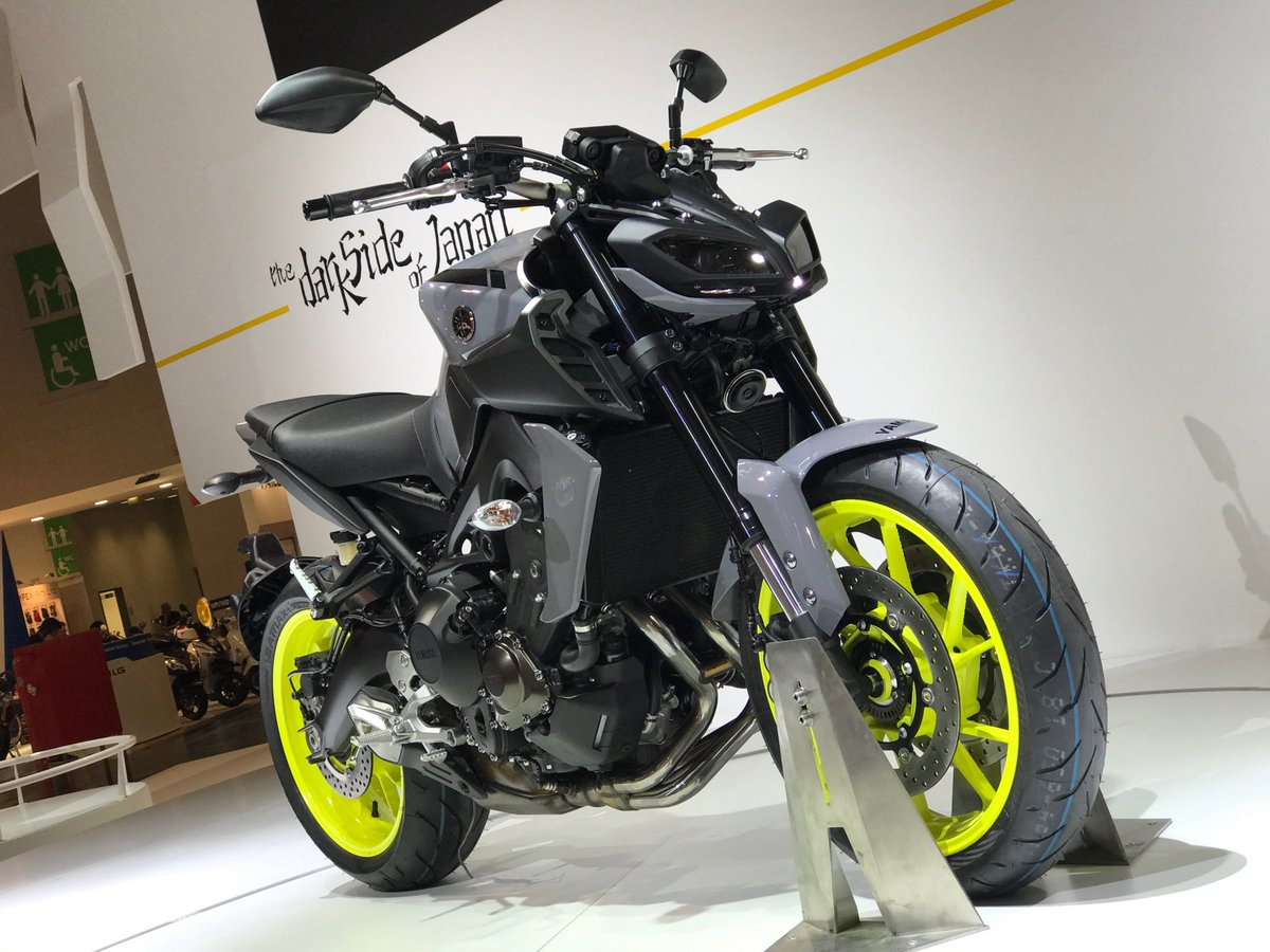 Motoservices on twitter lifting pour la yamaha mt09 for Yamaha mt 9