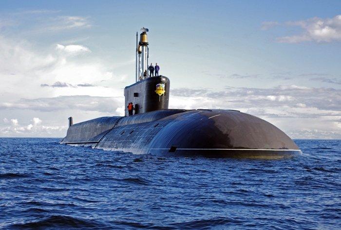 грозное оружие россии подводные лодки четвертого поколения 2016