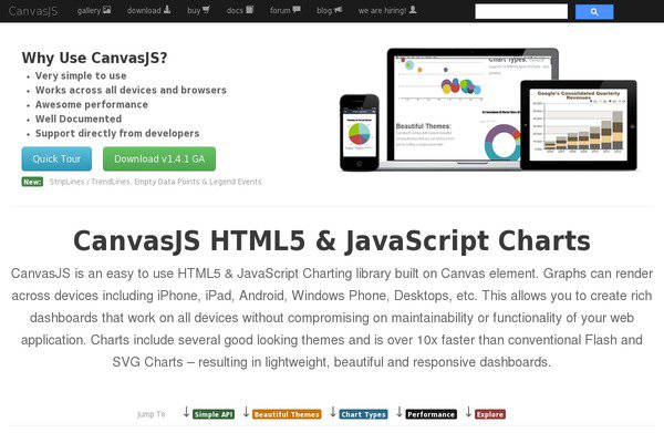 canvasjs hashtag on Twitter