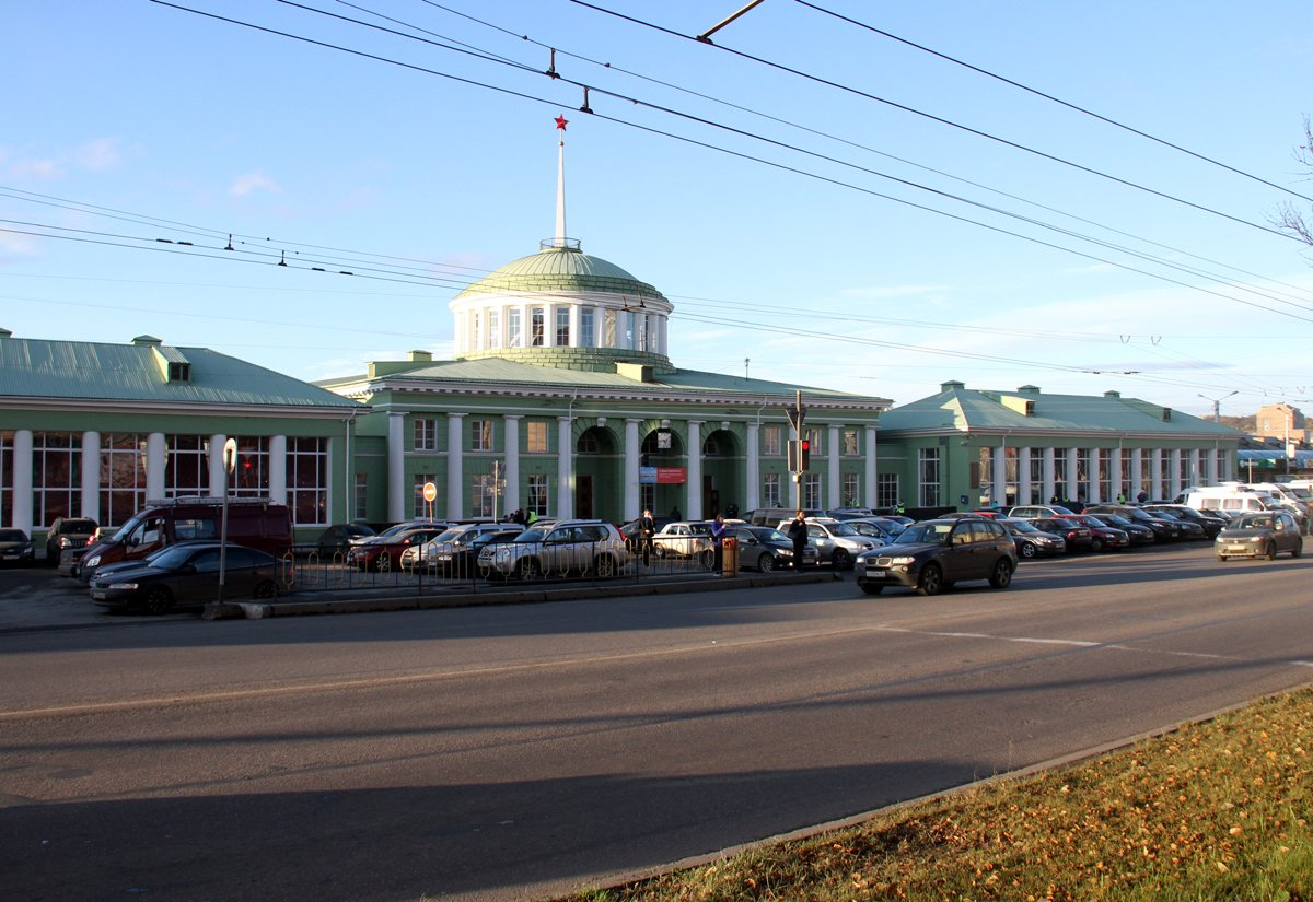 Жд вокзал мурманск после ремонта фото