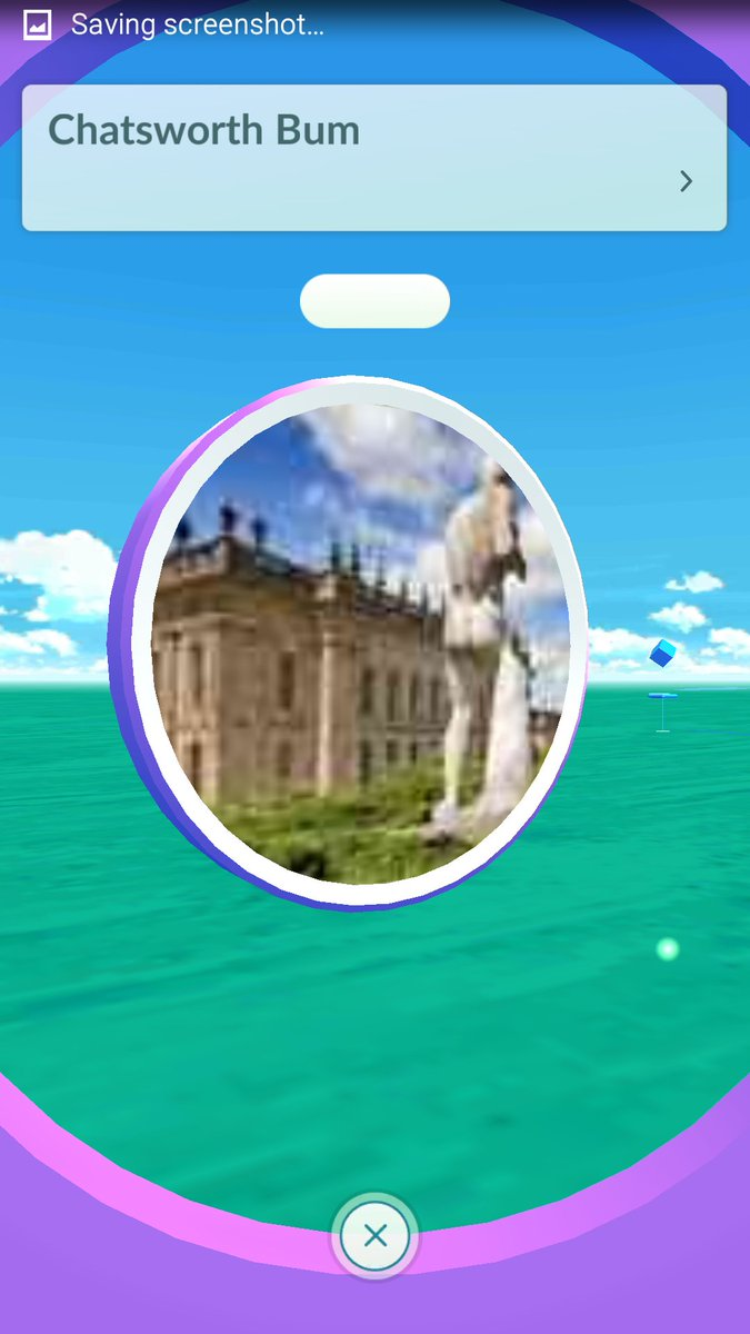 Perhaps someone needs to look at how #culturalvalue is perceived through pokestops https://t.co/a3U3UA6dB2