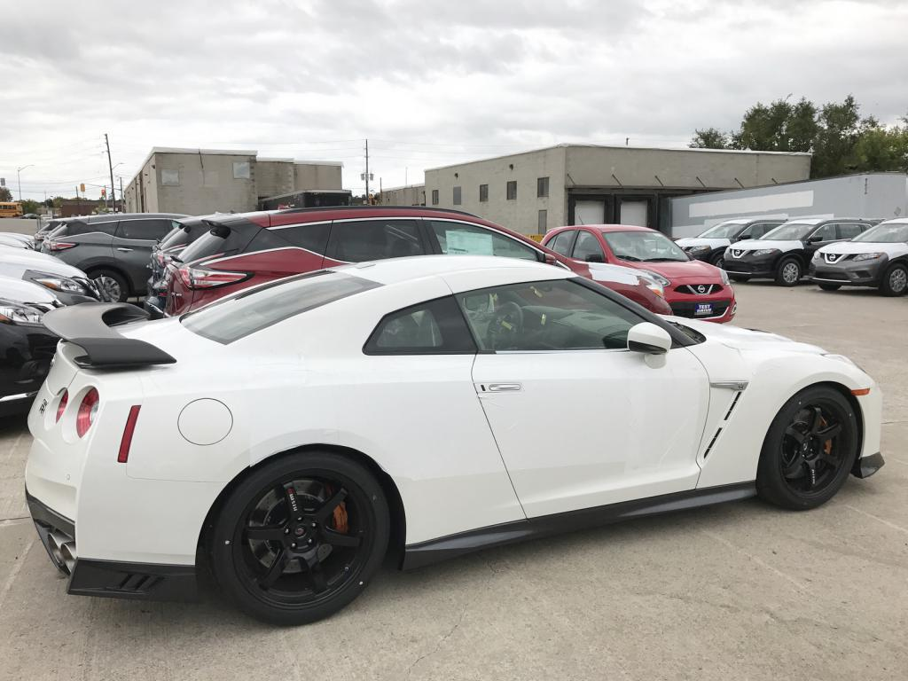 Gt R Life On Twitter 2017 At Nissan Gtr Track Edition