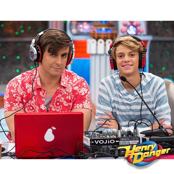 Man Cave Podcast : Henry danger on twitter quot a tell all podcast about the man