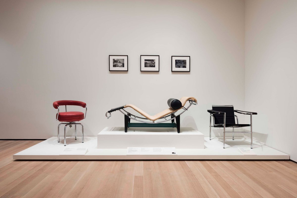 The Radical Roots Of Modern Interior Design Read Curbeds Take On TheModernInterior MoMAlineup Moma 2dcdlAE Pictwitter MIp8su32OS