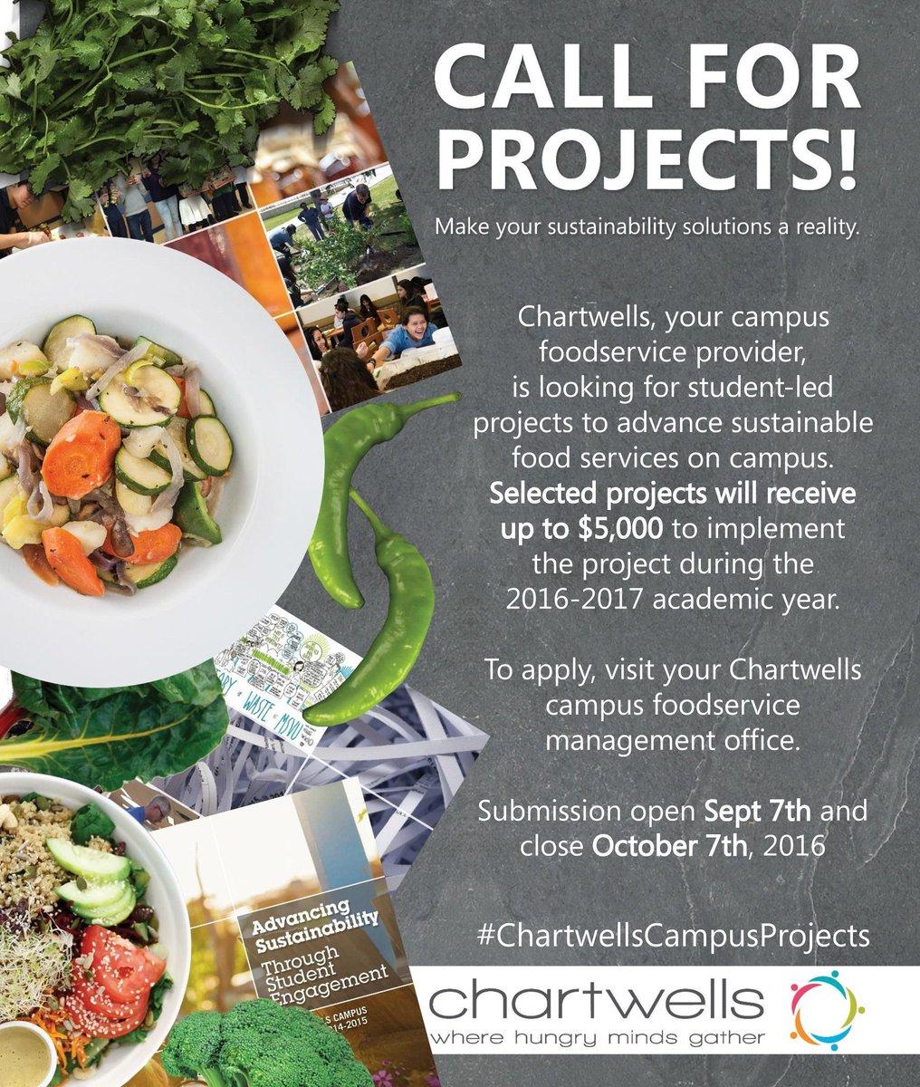 chartwells food services canada