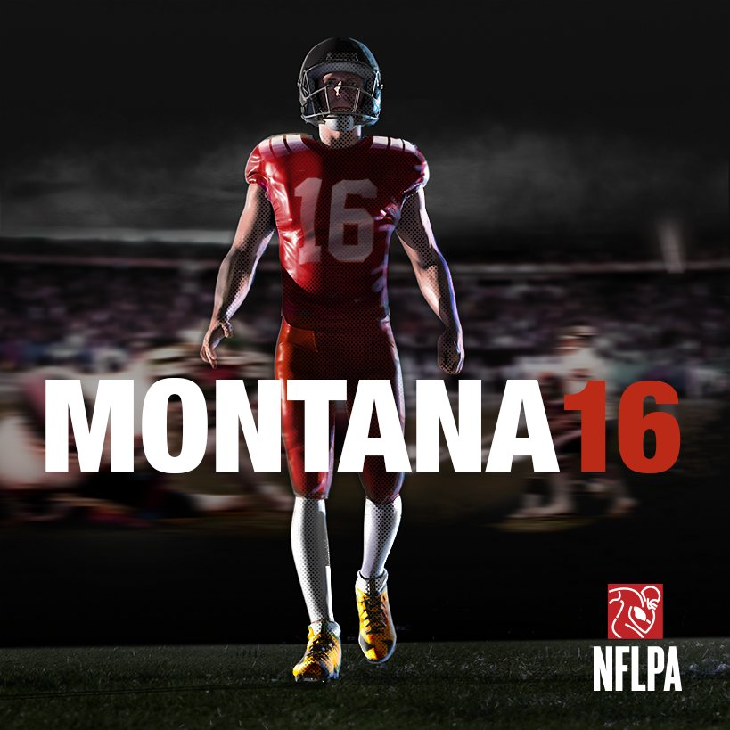 Montana 16 is coming to Daydream! RT @JoeMontana @googlevr #MadeByGoogle https://t.co/l3FU2hJ6rj