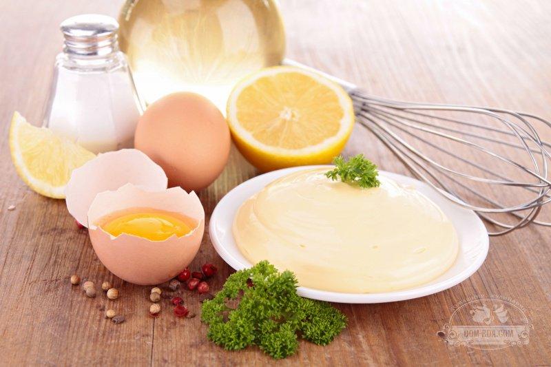 Рецепты соусов и заправок
