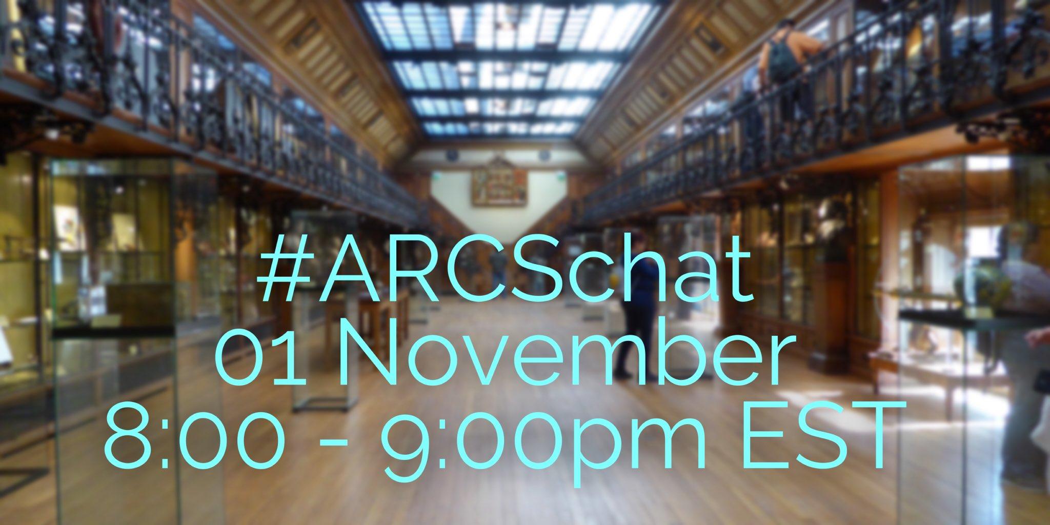Thumbnail for #ARCSchat 01 November 2016 - Freelance Registrars