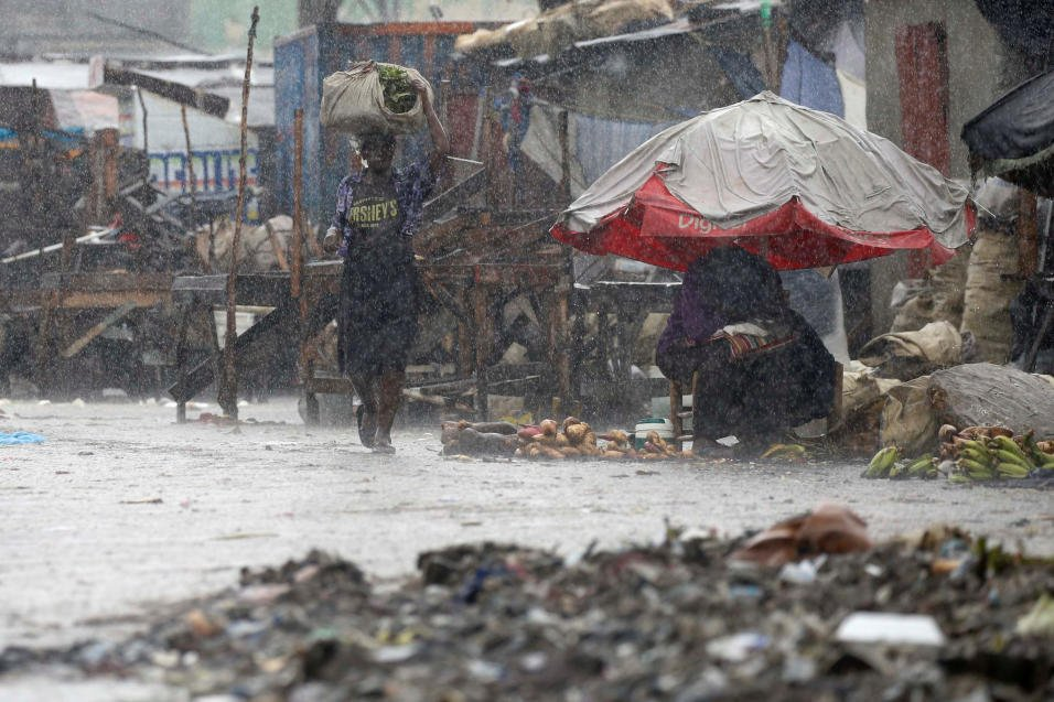 Uragano Matthew: morti in Haiti e Rep. Dominicana
