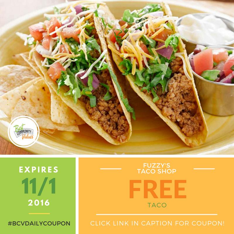 fuzzys tacos coupons