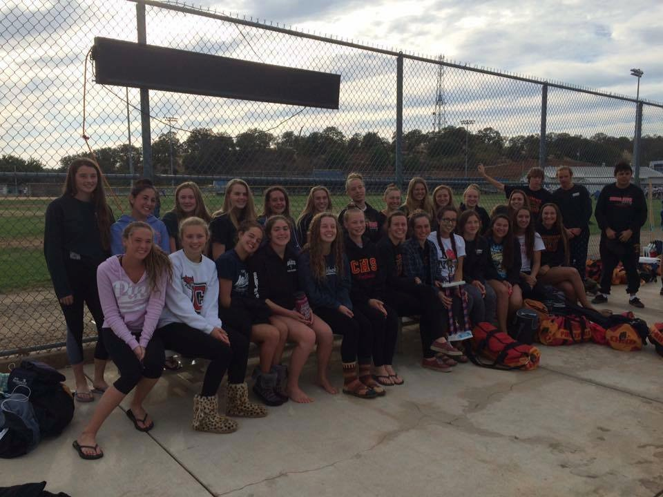 Chico High School On Twitter Way To Go Chico High Swim Team Boys And Girls Took 1st Place