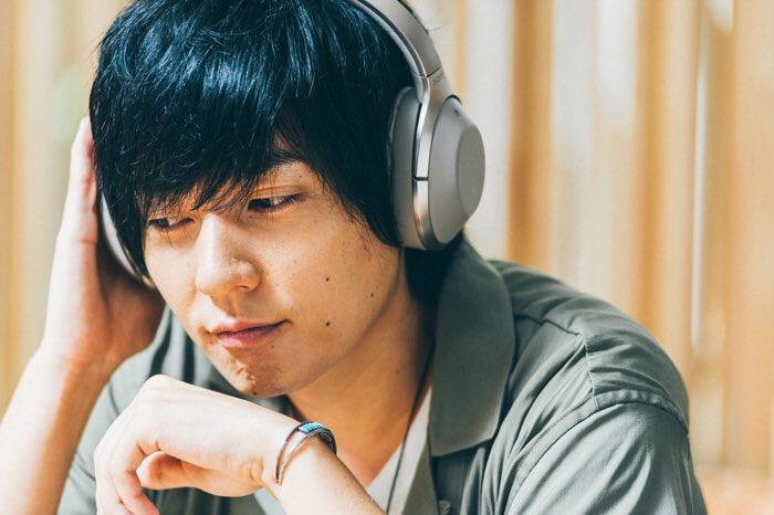 優しい表情の山村隆太さん