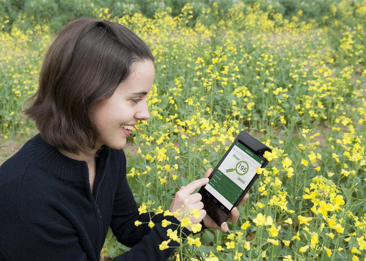 Heading to the 2016 Royal Show? Visit the Farmtech Pavillion & learn about our new apps & on-line weather stations! https://t.co/LoQSZIU5vA