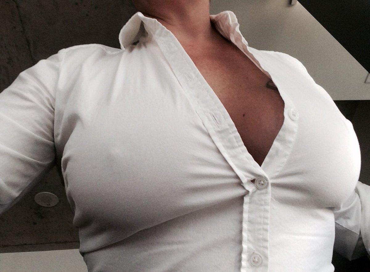 Old tank top boobs nude
